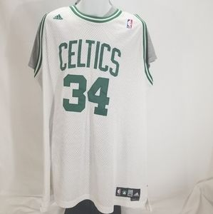 NBA Boston Celtics Paul Pierce Jersey 4X